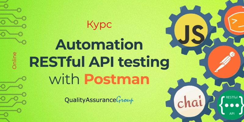 19.04.2021 Automation RESTful API testing with Postman